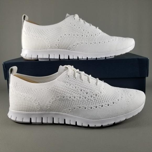 0bb3c0be17 Cole Haan Shoes   Zerogrand Stitchlite Wingtip Oxfords 95   Poshmark